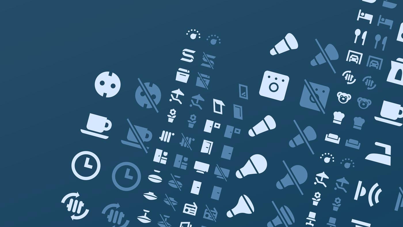 easily navigate smart home applications