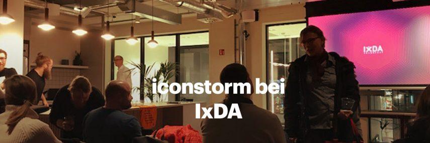 Artikelbild: Besuch bei IxDA Frankfurt