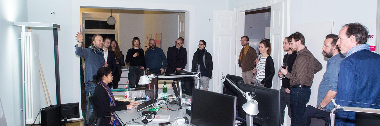 Design Agentur Frankfurt | Eindrucke Vom Design To Business Netzwerktreffen Bei Iconstorm