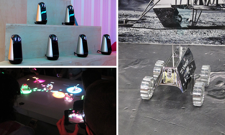 Bild: Impressionen von der SXSW Trade Show