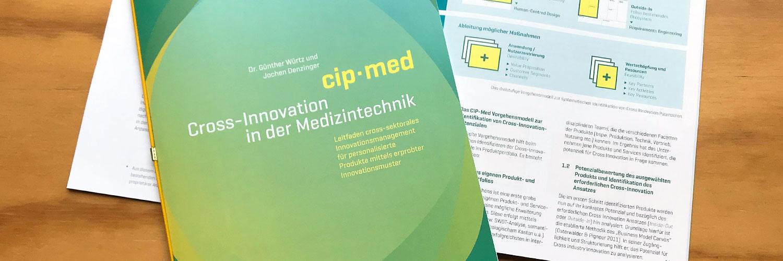 Cross Industry Innovation Leitfaden Titelbild