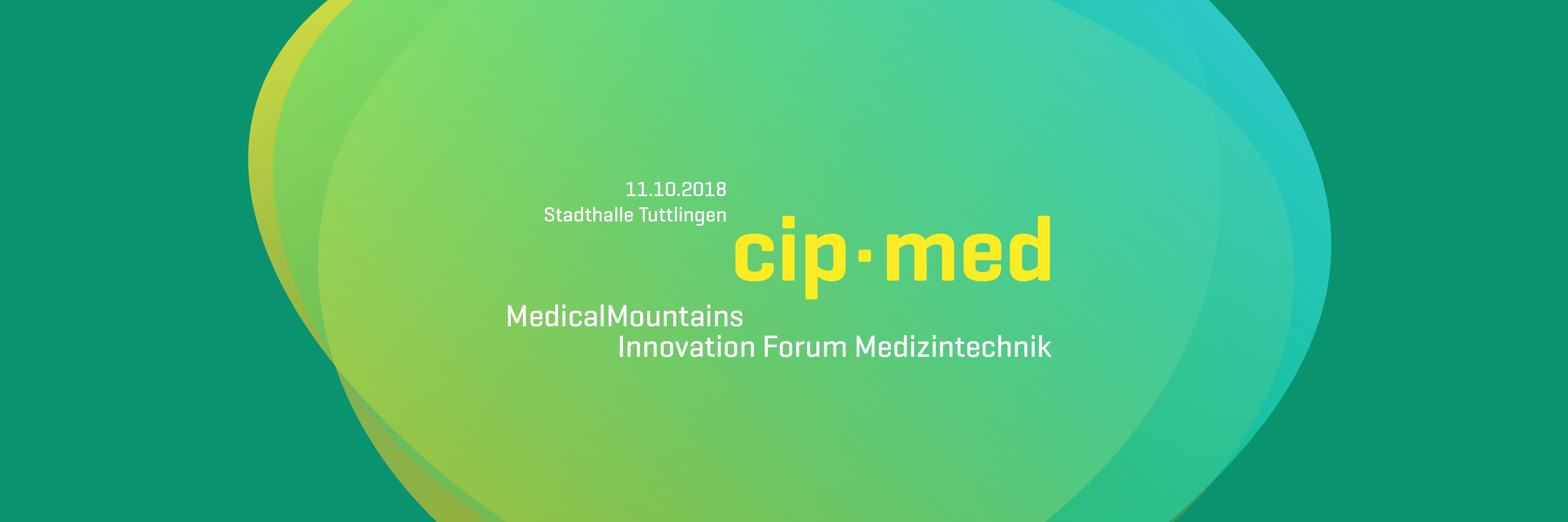 Titelbild: Innovation Forum Medizintechnik Tuttlingen