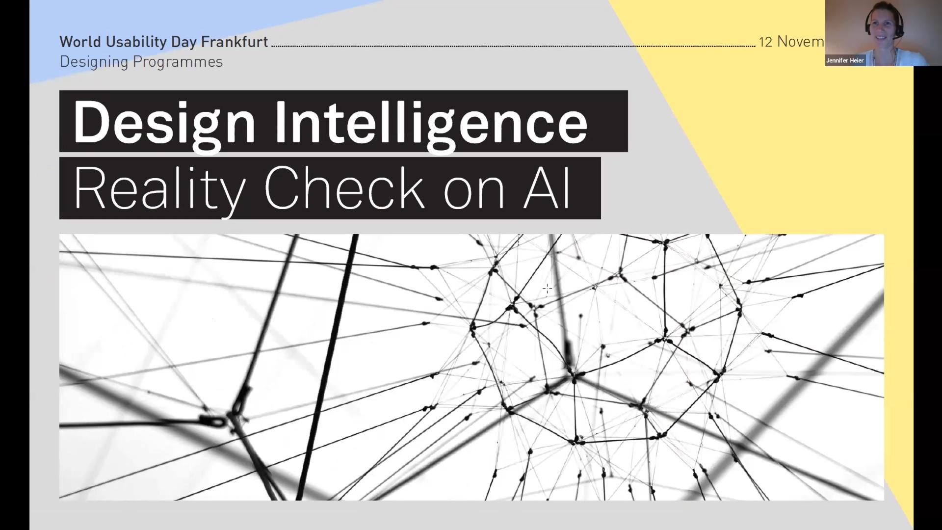 Künstliche Intelligenz als Chance für ein neues Rollenverständnis – Jennifer Heyer