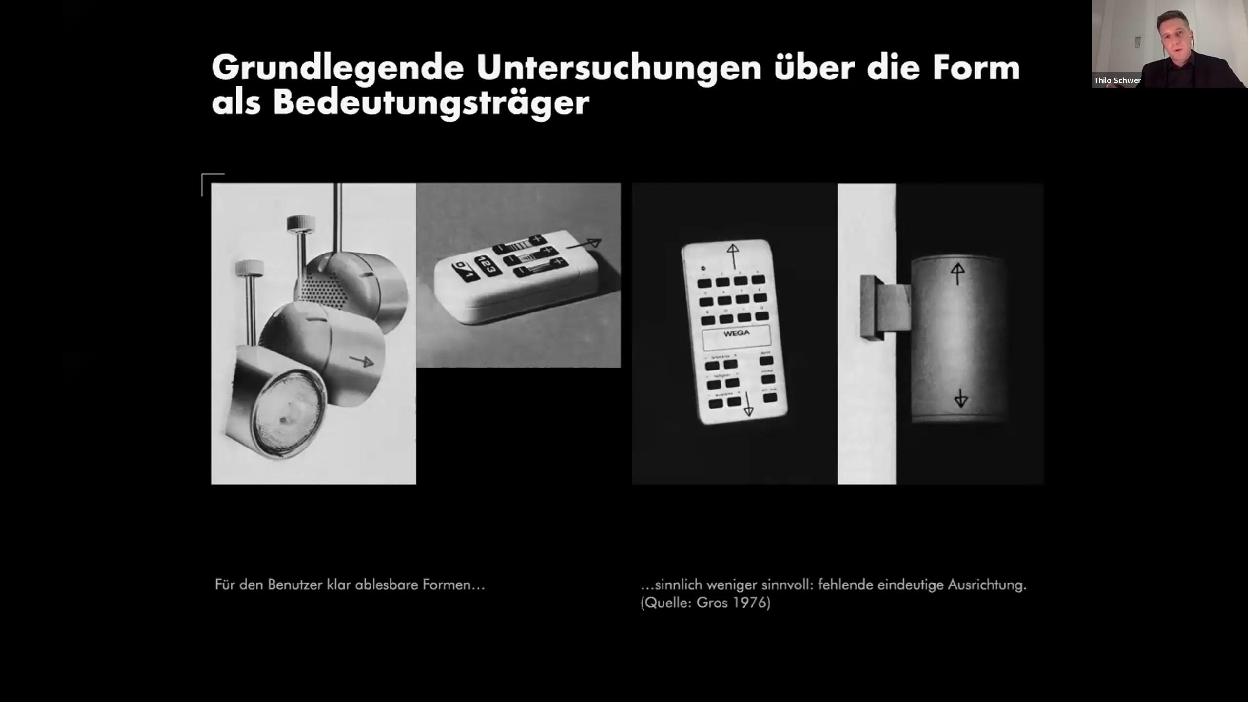 Sinn-liche Programmierung durch Design – Prof. Dr. Thilo Schwer
